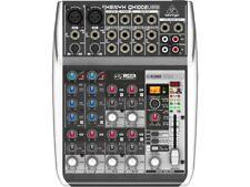 Mixer con effetti BEHRINGER Xenyx QX1002 USB