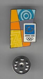 Athens 2004 Greece  Olympic Games  pin/badge- 2