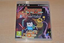 Hora De Aventura Explora la Mazmorra porque yo no sé PS3 Playstation 3