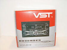 Corvette C5 Double Din 1997-2004 Stereo System Radio VCD-651B Bluetooth MP3 USB