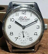 orologio Perseo railking FS  calibro Cort 130 cinturino corona originali