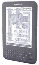 Amazon Kindle Keyboard 4GB,  Model #D00901 Wifi - Dark Gray  11-6F
