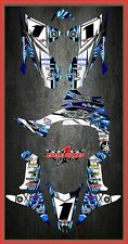 YFZ450 YFZ450R Yamaha YFZ 450R 14-up  SEMI CUSTOM GRAPHICS KIT TOON2