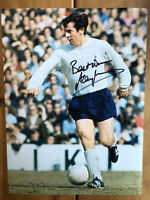 Alan Mullery Tottenham Hotspurs / Spurs Hand Signed 16x12 Photo. SEE PROOF.