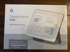 Google Nest Hub - New Unopened - Charcoal