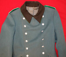 VINTAGE WW2 NAZI GERMAN POLICE OFFICER'S UNIFORM GREAT COAT JACKET