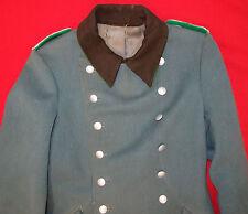 VINTAGE WW2 NAZI GERMAN POLICE OFFICER'S UNIFORM GREAT COAT JACKET