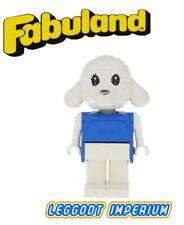 LEGO Fabuland Lamb 2 - rare minifig fab7a FREE POST