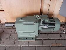 Getriebemotor ZG 4  KPR 90 l 4 /  240/380 V / 2,2 KW / DDR VEM Thurm /