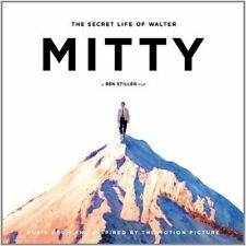 Secret Life of Walter Mitty (2LP) soundtrack rare 2013 hard to find NEW sealed