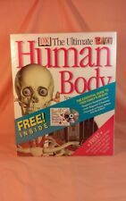 Vintage 1996 Ultimate Human Body 2.0 with Family Medical Guide CD-ROM Win/95