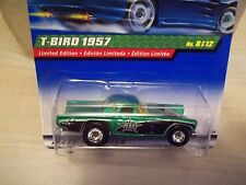 Sealed 2000 T-Bird Treasure Hunt #8/12 Real Rider tires on International Card