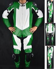 ZOONI Leather Motorcycle Suit Race One-PC Dainese Alpinestars EUR 50-52 US 40-42