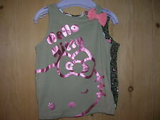 2 Pack Tops Hello Kitty for Girl 6-8 years H&M