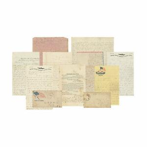 Archive of Civil War Letters & Ephemera - Pvt Westel Hunt, 7th Ohio & 5th Ohio