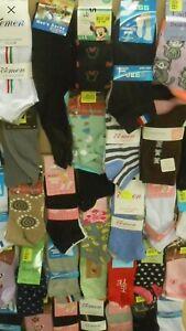 Lot de 30 paires de chaussettes diverses