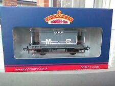 Bachmann 38-554 Midland Railway Brake Van Without Duckets