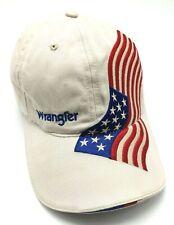 WRANGLER beige adjustable cap / hat - 100% cotton