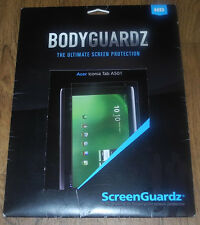 BodyGuardz Crystal Clear Tempered Glass Nexus6 and Screen Protection Acer Tab
