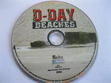 D-DAY BEACHES - Revisit the beaches of Normandy and remember the turning po{DVD}