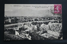 Carte postale ancienne GRENOBLE - Vue générale