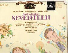 SEVENTEEN-B'WAY CAST-RCA RI LP STILL SEALED 1951 RARE!