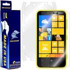 ArmorSuit MilitaryShield Nokia Lumia 620 Screen Protector + Full Body Skin NEW!