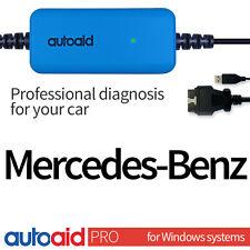 Professional OBD-2 Car Diagnostic Scan Tool Fault Code Reader for Mercedes-Benz