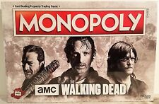 AMC The Walking Dead Monopoly Property Trading Board Game USAopoly