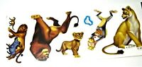 Disney Lion King Removable Wall Decals Sticker Mural for Kids Room Nursery Decor
