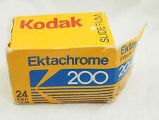 1 Roll Vintage Kodak Ektachr 200 24 EXP 35 mm Color camera slide Film unexposed