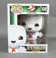 Funko POP Movies Ghostbusters #109 Stay Puft Marshmallow Man Vinyl Figure 40V