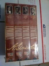 LINCOLN 4 VHS BOX SET TIME LIFE VIDEO NEW SEALED UNOPENED! NEAT L@@K!