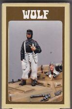 HORNET MODELS WOLF WAW 14 - GERMAN TANKMAN WW2 - 1/35 RESIN KIT