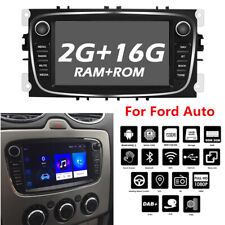 """7"""" Android 8.1 Car Stereo Radio GPS Navigation 2GB+16GB For Ford Focus 2008-2011"""