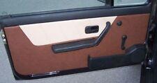 VW Golf 1 Cabrio en cuir synthétique housses pour les cadres (sièges cuir U. parcourue) R