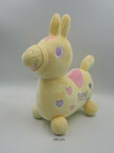 "Rody Horse Yellow MB1309 Taito 2020 Plush 12"" Stuffed Toy Doll Japan"