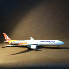 1/200 Turkish Airlines Boeing B777-300ER Airplane Model Euroleague Landing Gears