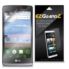 4X EZguardz LCD Screen Protector Skin Cover Shield HD 4X For LG Destiny L21G