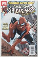 Amazing Spider-Man #546 1st App. Mr. Negative / Freak Cameo - Marvel Comics 2008