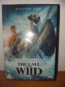The Call of the Wild DVD New DVD