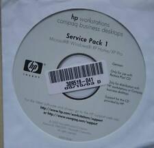 Service Pack 1 CD für Windows XP pro und home nur Servicepack 1 !!! Deutsch