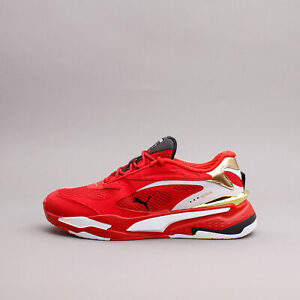 Puma RS-Fast Canada Red Gold White Limited Edition New Men Lifestyle 383640-01