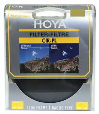 NEW Genuine HOYA Slim Frame CPL 77mm Filter Slim CIR-PL Filter for DSLR SLR Lens
