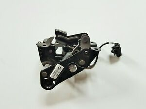 2009-2016 BMW 528 535 550 640 650 740 750 M5 M6 F01 F10 Hood Lock Latch Left OEM
