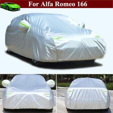 Full Car Cover Durable Waterproof Full Car Cover for Alfa Romeo 166 2004-2021