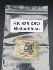 RK Kettenschloss Nietschloss, Nietschloß, RK525XSO, Hohlniet, 725.13.90, rivet