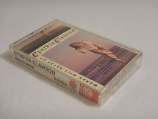 CYNTHIA CLAWSON : Words Will Never Do 1990 - Cassette