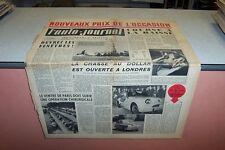 L AUTO JOURNAL N° 65 1 11 1952 Morris Oxford contre Fiat 1400/ Borgward Hansa
