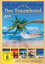 5 DVDs * DAS TRAUMHOTEL - SAMMELBOX 2  u.a. MAURITIUS # NEU OVP )